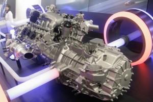 新型NSXエンジン
