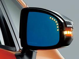 ハイドロフィックLEDミラー点灯