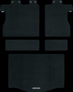 フィットRS-ラゲッジマット黒