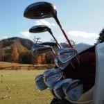 ゴルフバッグをフィットやシャトルで横置き?ホンダ車より宅トラ?